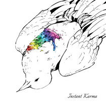 Instant Karma cover art