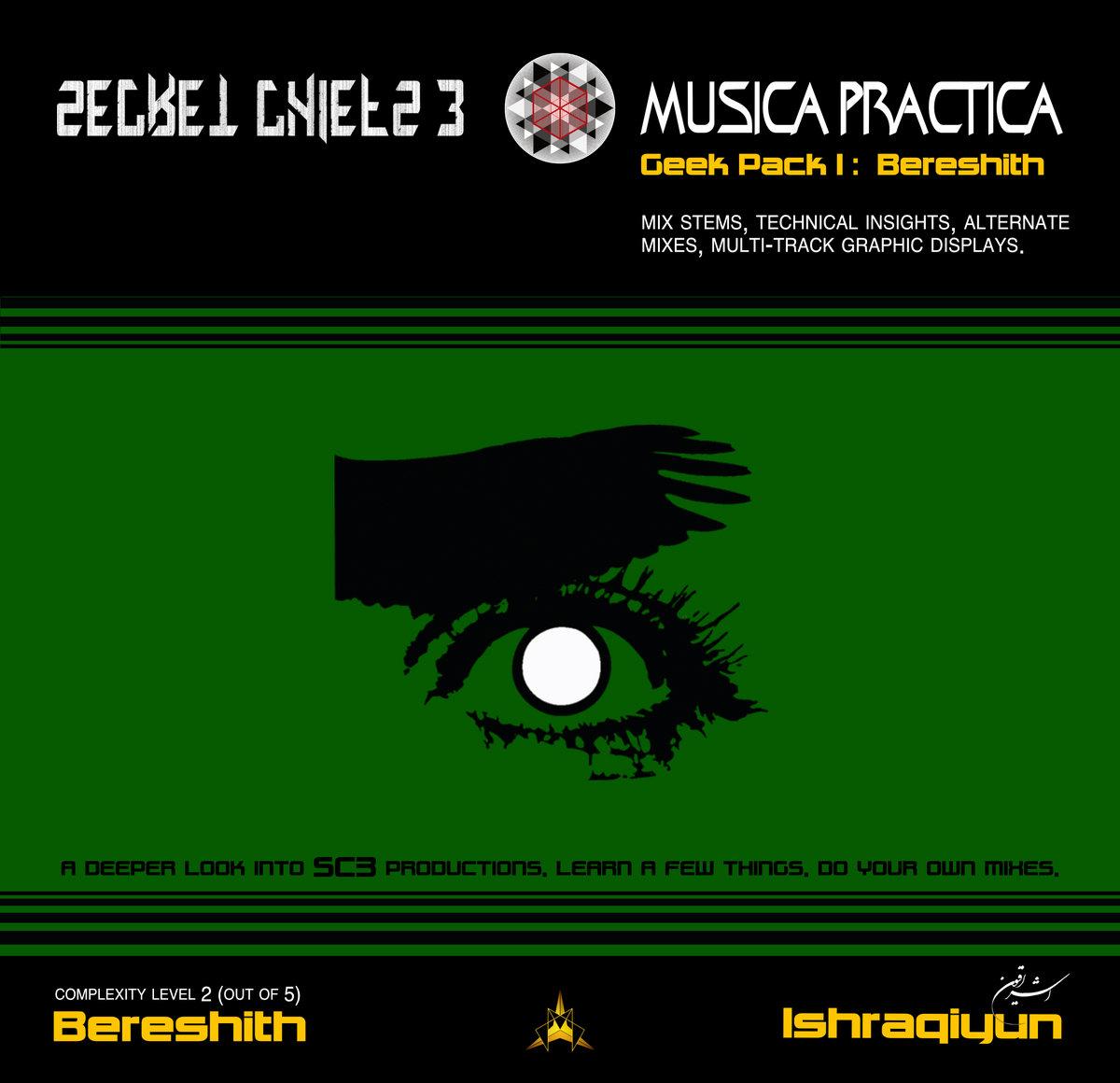 MUSICA PRACTICA *Geek Pack One*: Bereshith | Secret Chiefs 3