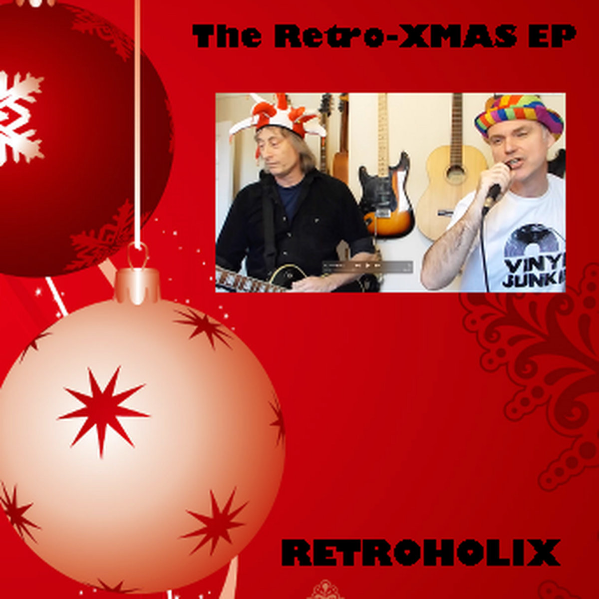 blue christmas karaoke from the retro xmas ep by retroholix - Blue Christmas Karaoke
