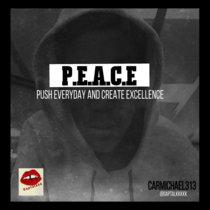 P.E.A.C.E. cover art