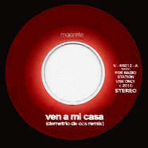 Ven a mi Casa (Bumba Joe remix) cover art