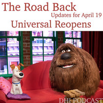 The Road Back to Disneyland - Update for the Week of Apr 19 cover art