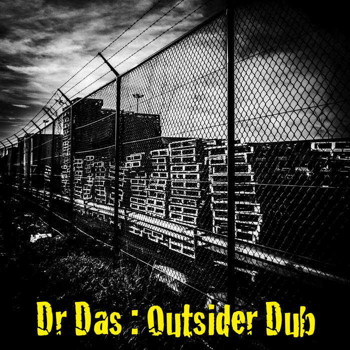 Outsider Dub cover art