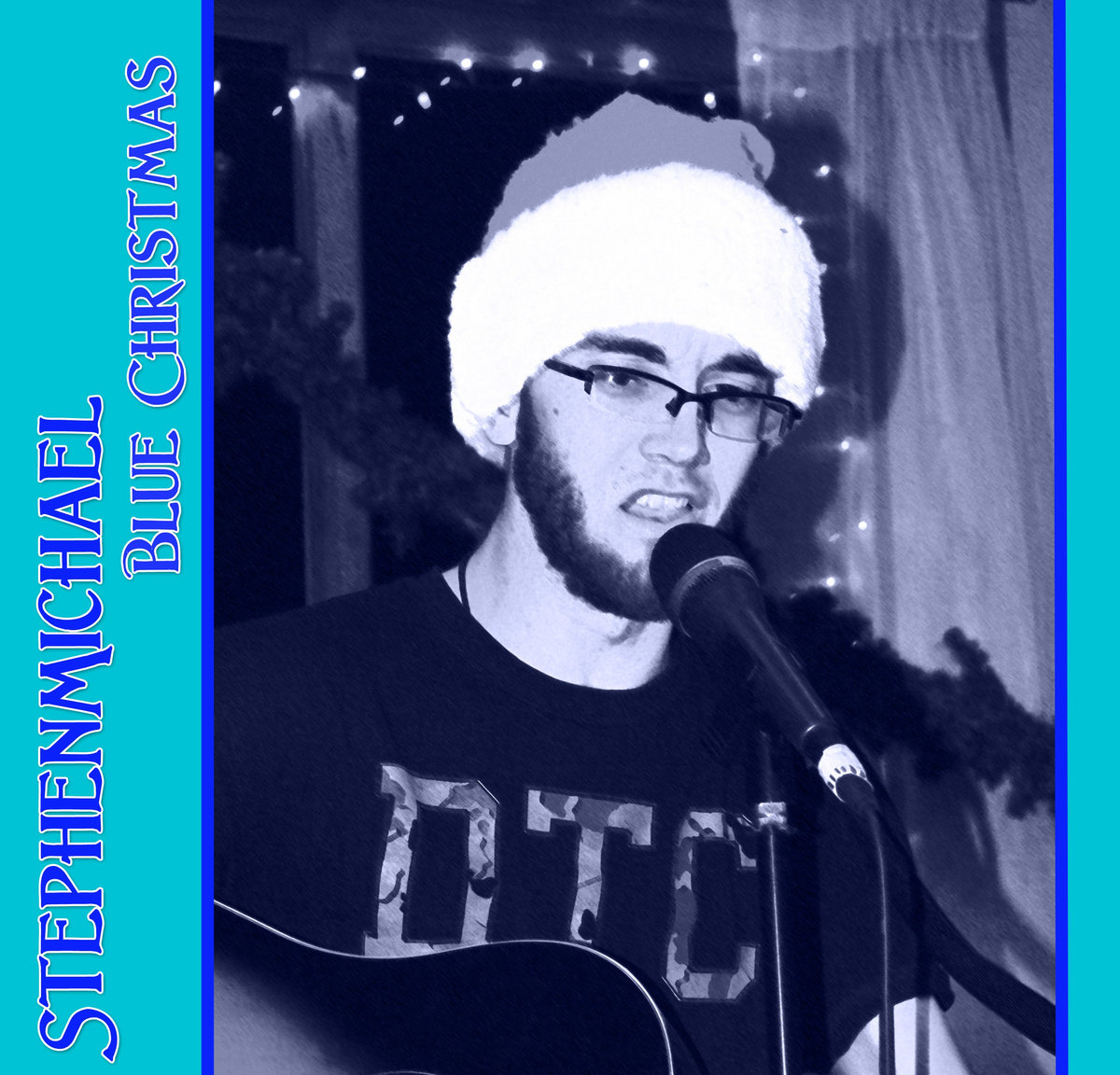 from terrible christmas songs by stephen michael - Blue Christmas Elvis