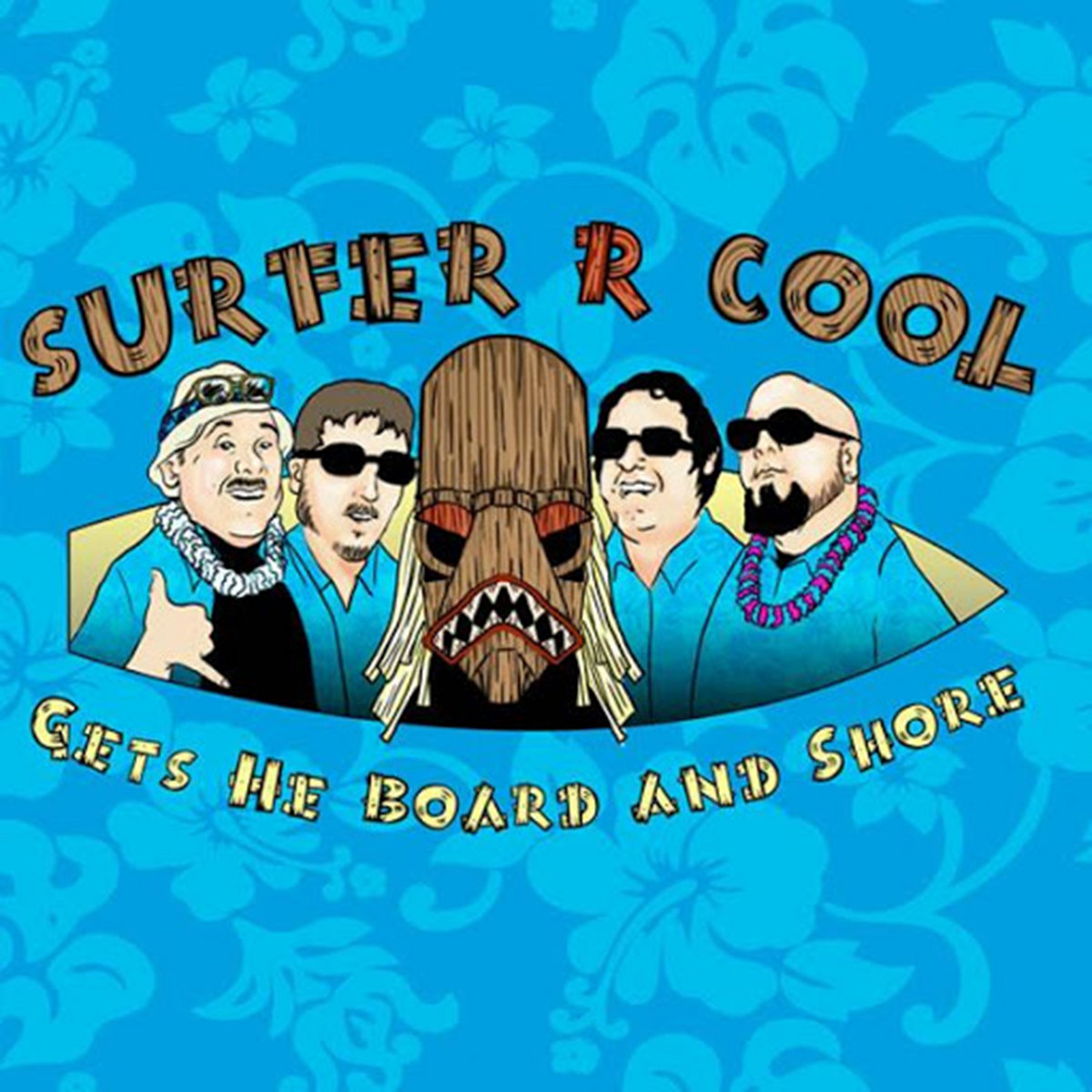 Surfer r cool bandcamp