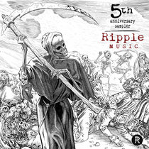 Ripple Music - 5 Year Anniversary Compilation cover art