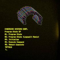 Program State EP + Legowelt Remix cover art