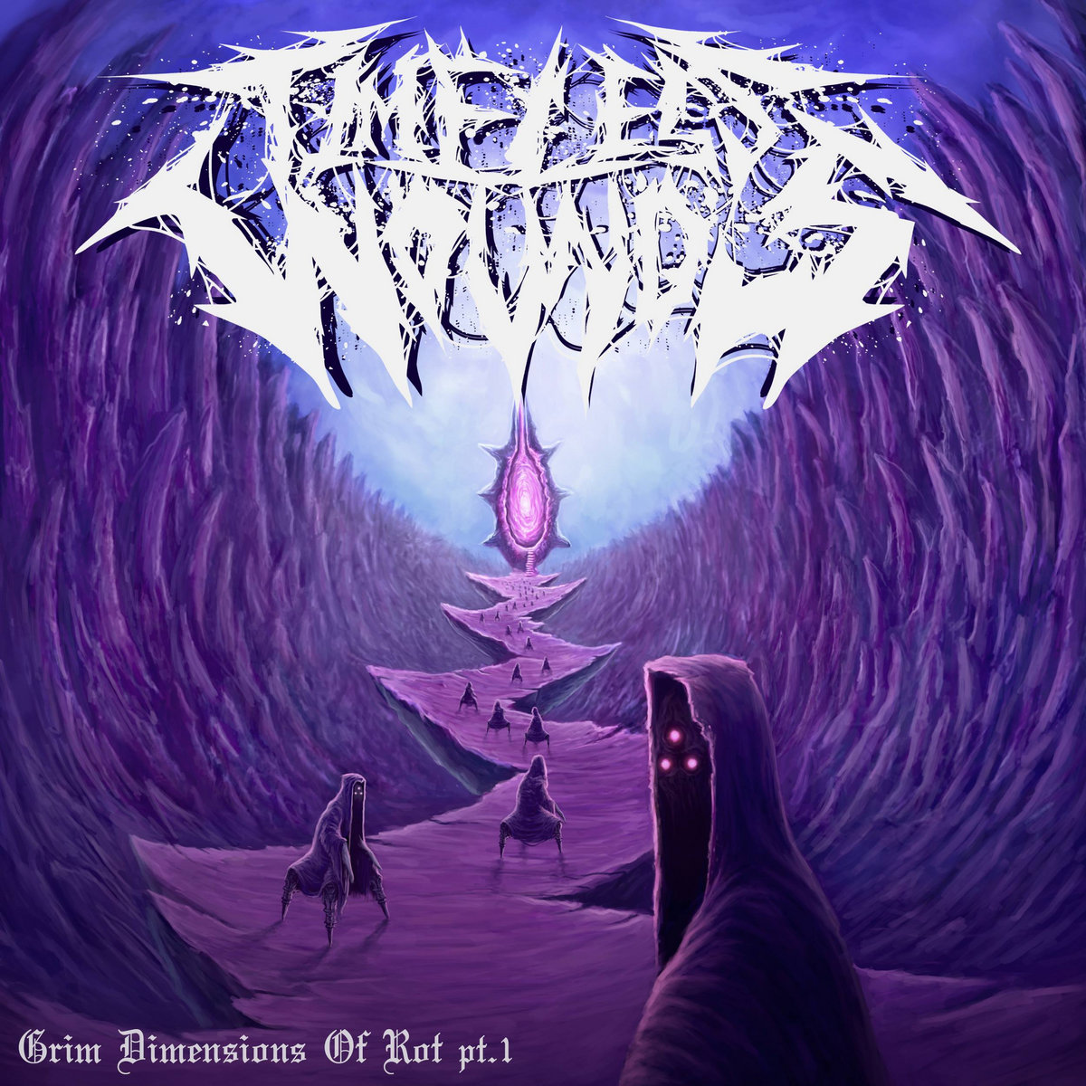 Timeless Wounds - Subjugated Through Bludgeoning [Single] (2018)