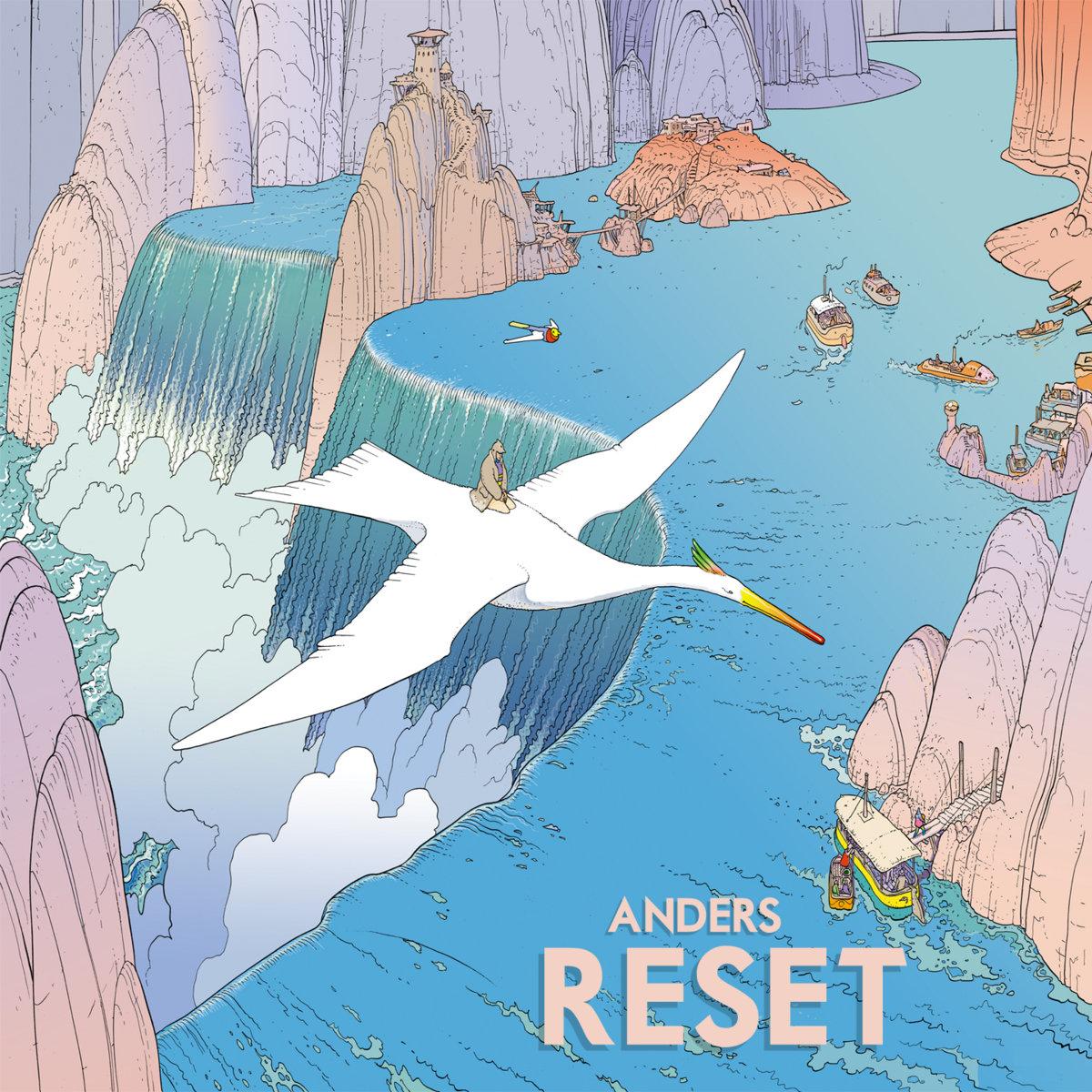 Anders - Reset (2017)