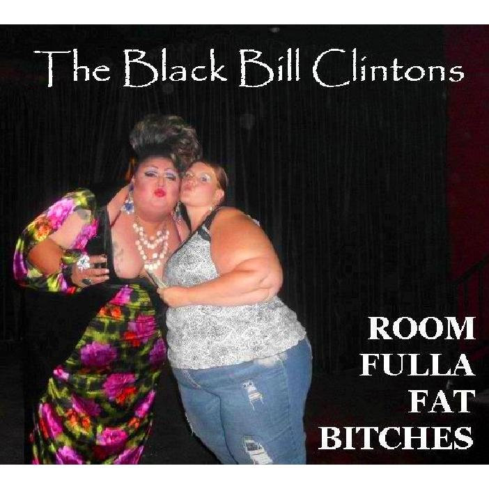 By The Black Bill Clintons