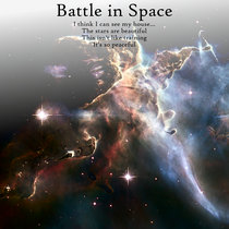 Battle in Space (remastered) cover art