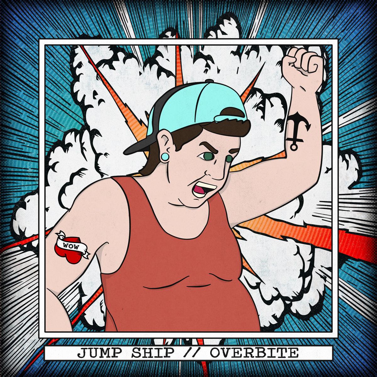 Jump Ship - Overbite [EP] (2016)