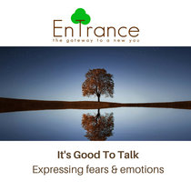 It's Good to Talk - Expressing fears & emotions cover art