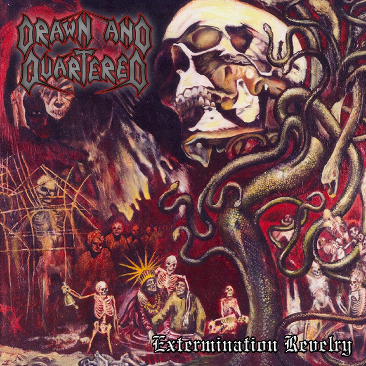 extermination revelry moribund records