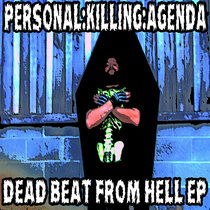 DEAD BEAT FROM HELL EP cover art