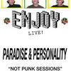Paradise and Personality (Live Sessions)