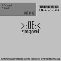 Atmosphere 1 cover art