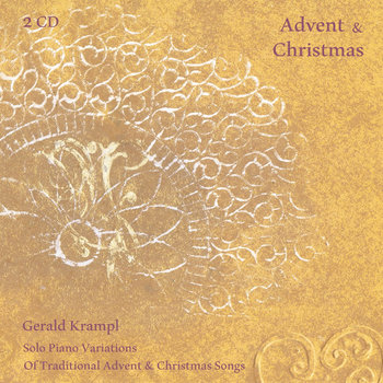 Advent & Christmas (Solo Piano Variations) by Gerald Krampl