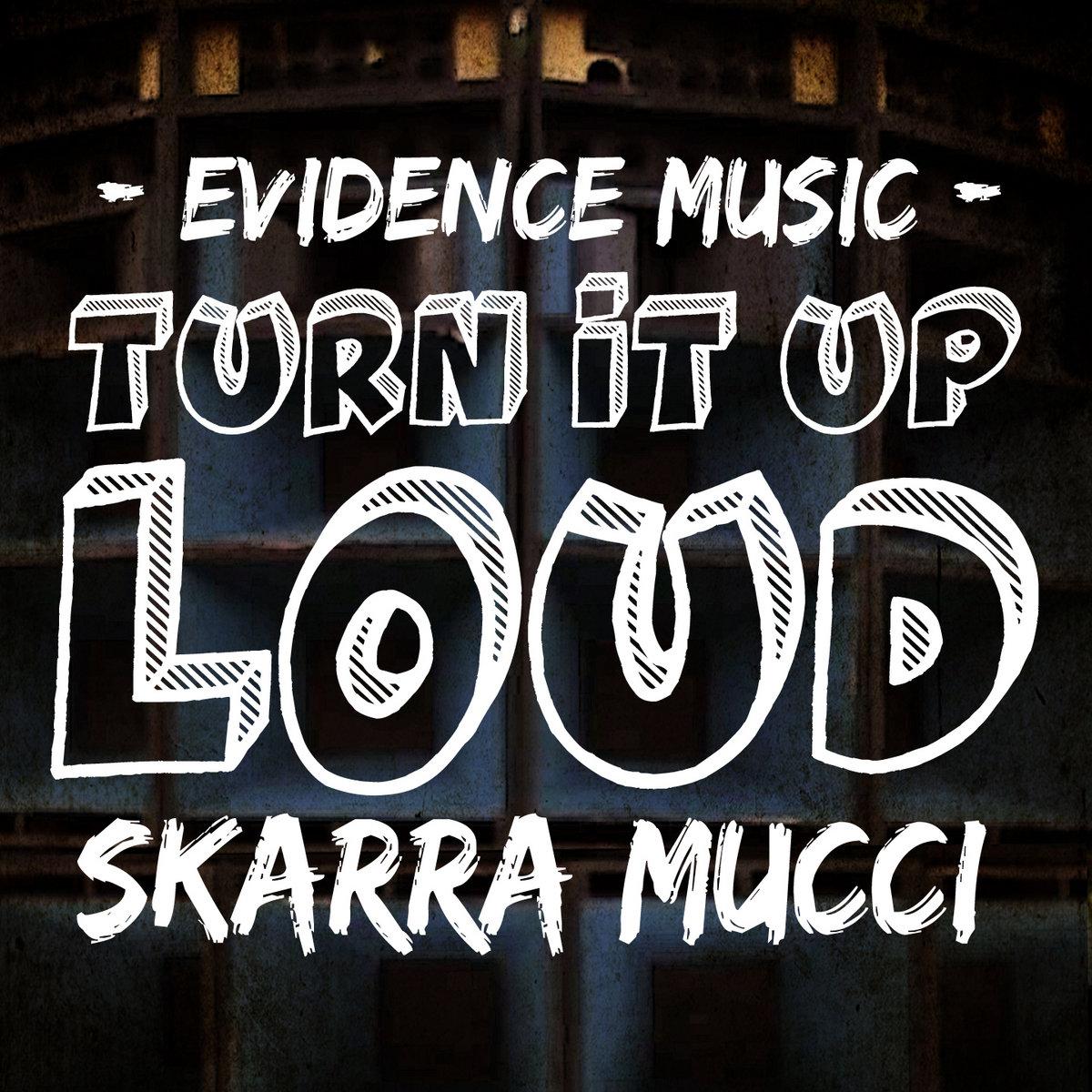 Turn It Up Loud Riddim (Instrumental) | Evidence Music