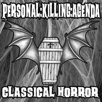 CLASSICAL HORROR cover art