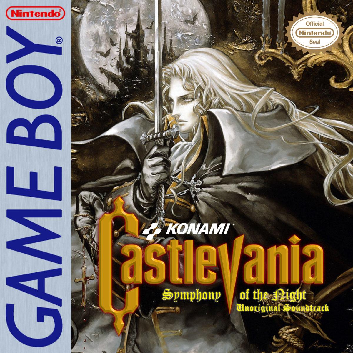 Castlevania: Symphony of the Night (Game Boy) - Unoriginal