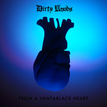 From A Vantablack Heart (Advance) cover art