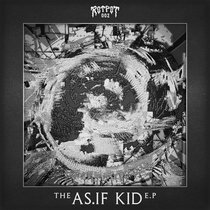 The As.If Kid E.P cover art