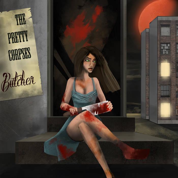 BUTCHER cover art