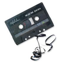 KFDDA - The Lost Tapes - (2010-2014) cover art