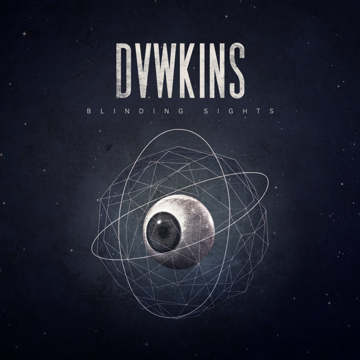 DVWKINS - The King is Dead [single] (2017)