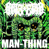 Man Thing cover art