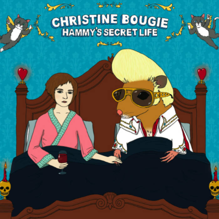 hammy s secret life christine bougie