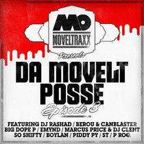 [MTXLT109] Da Movelt Posse Episode 3 cover art