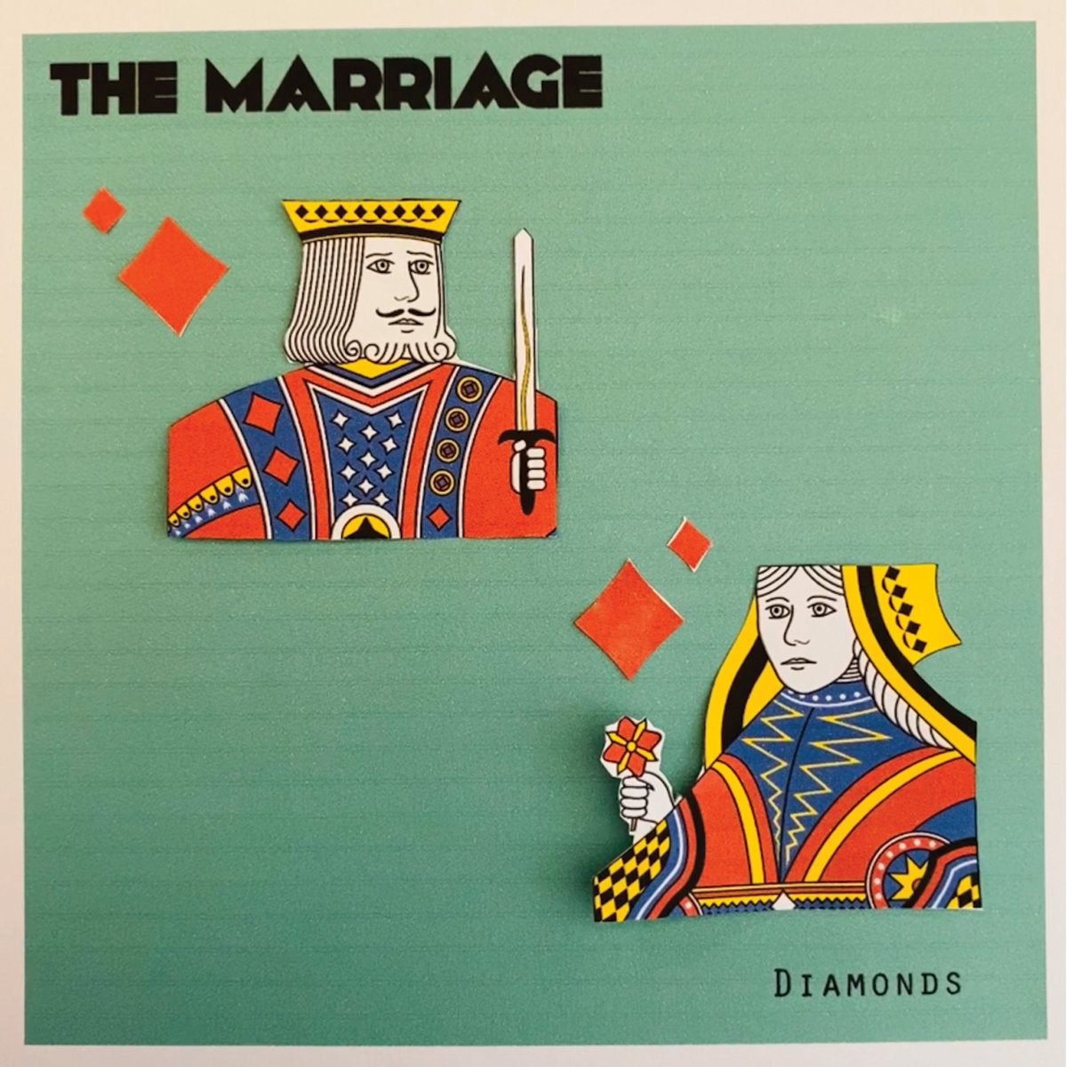 Diamonds by The Marriage