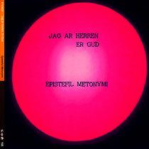 Episteful Metonymi EP cover art