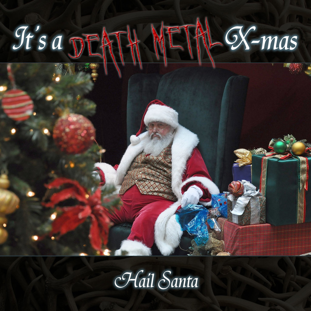 by its a death metal xmas - Death Metal Christmas