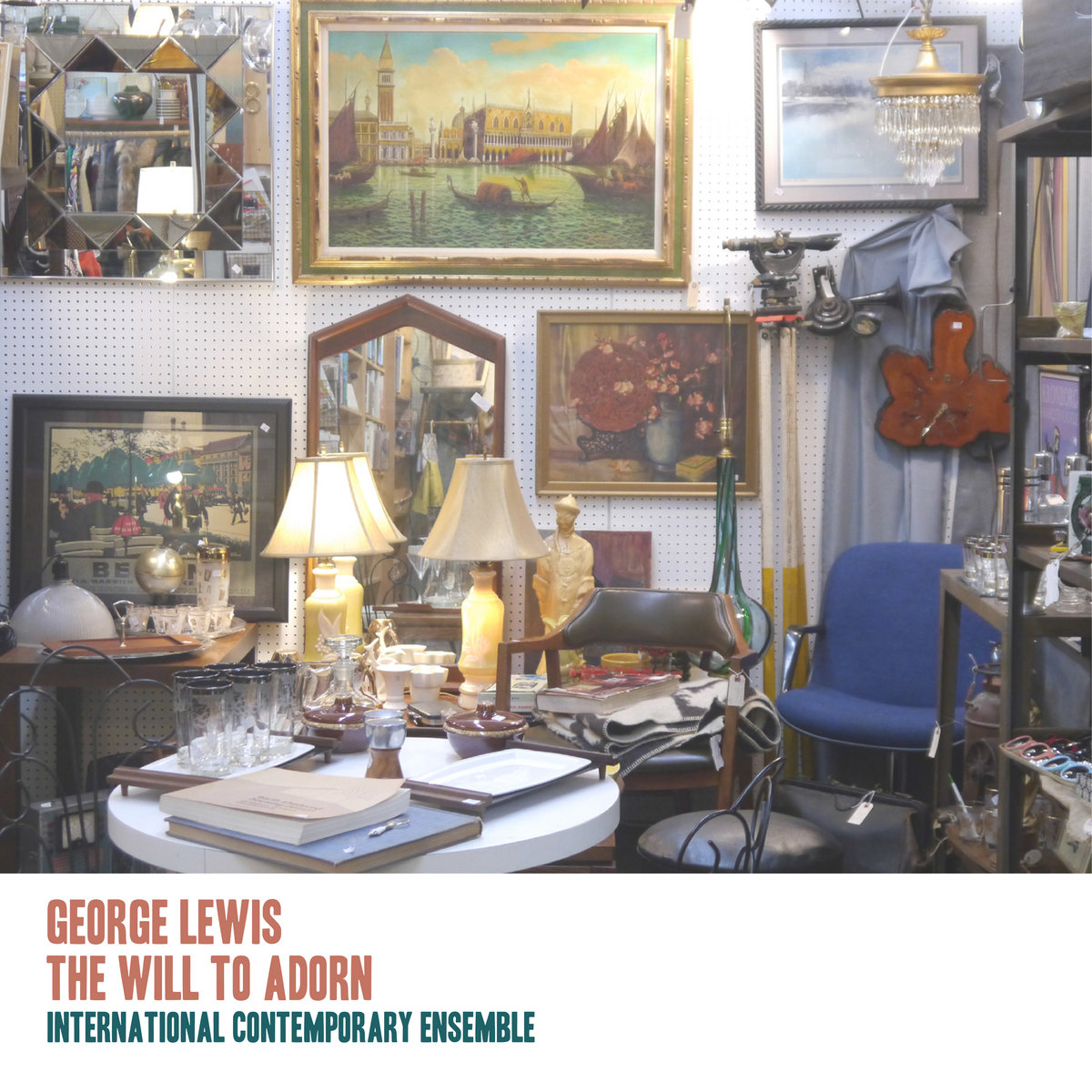 by George Lewis International Contemporary Ensemble Steven