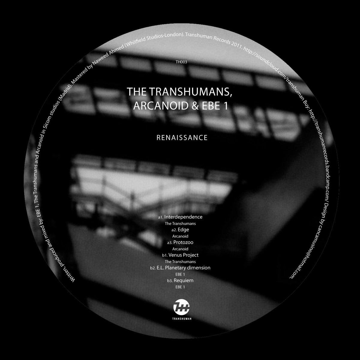 Renaissance | TRANSHUMAN RECORDS