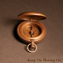 Keep On Moving On cover art