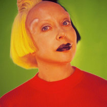 Woman with Head (ORLAN) cover art