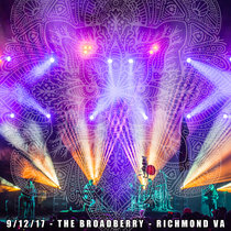 LIVE @ The Broadberry - Richmond, VA 9/12/17 cover art