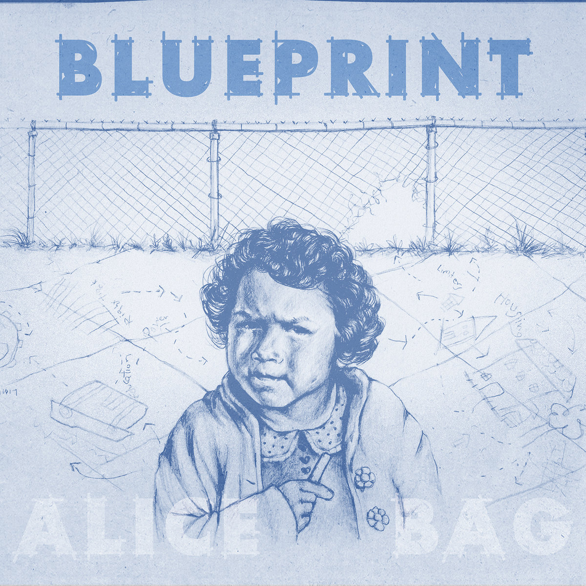 Blueprint alice bag blueprint by alice bag malvernweather Image collections