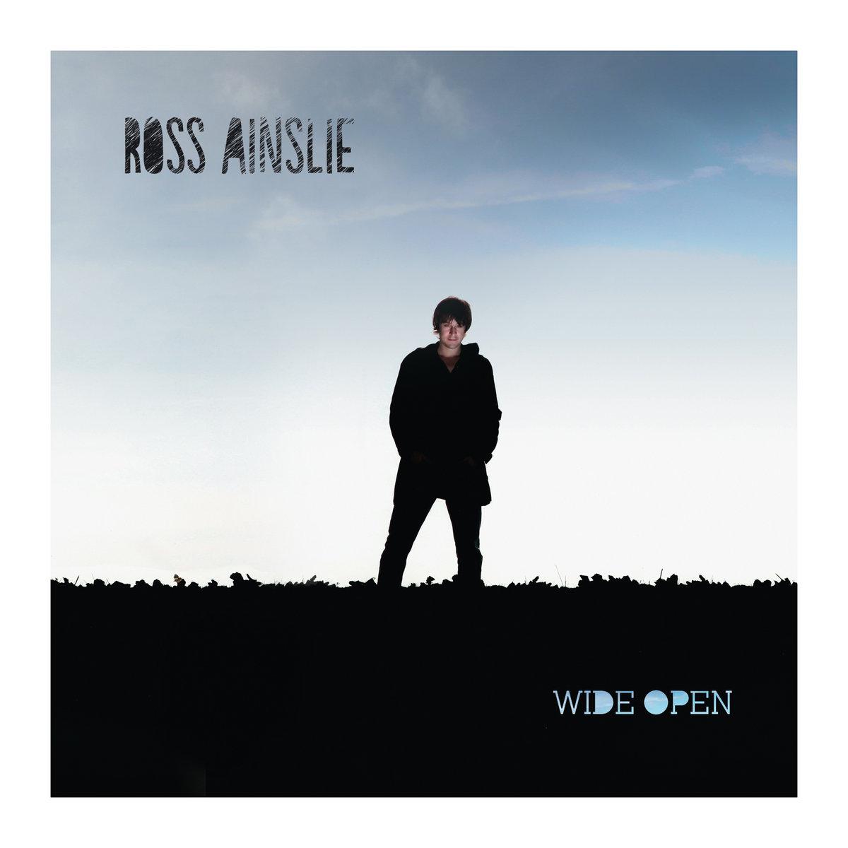 WIDE OPEN | Ross Ainslie