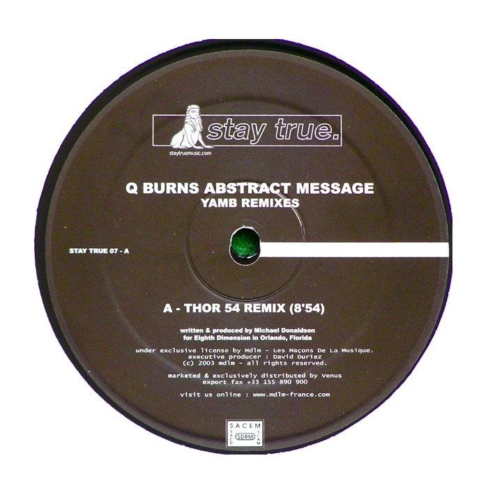 Yamb Remixes | Brique Rouge