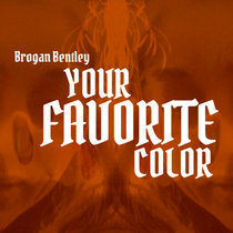 Your Favorite Color - Single cover art
