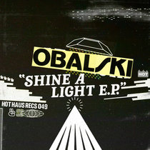 Shine A Light EP (Incl. Kim Ann Foxman Remix) cover art