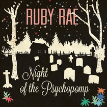 Night of the Psychopomp cover art