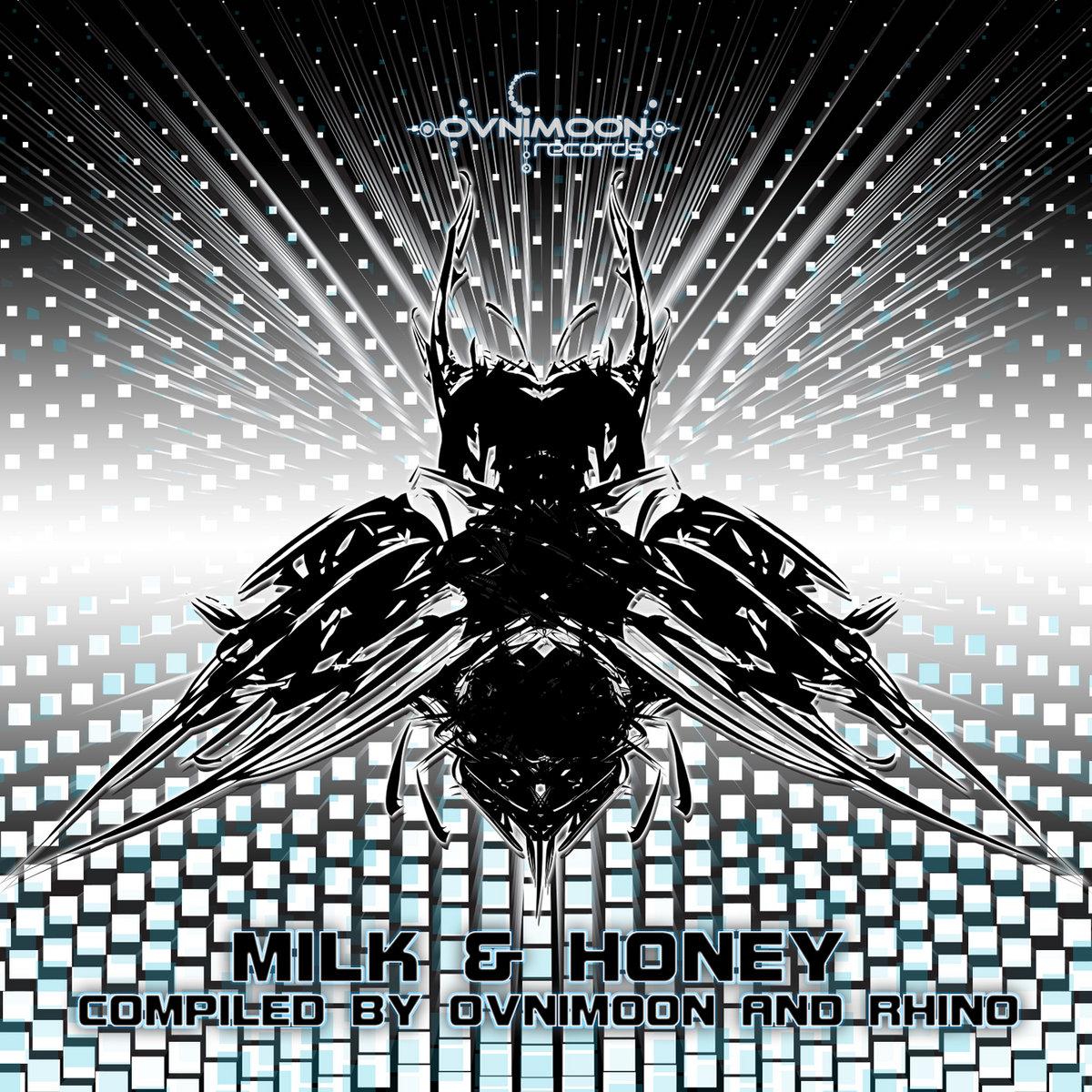 Milk & Honey VA by Rhino and Ovnimoon [ovnilp915] (Ovnimoon Records