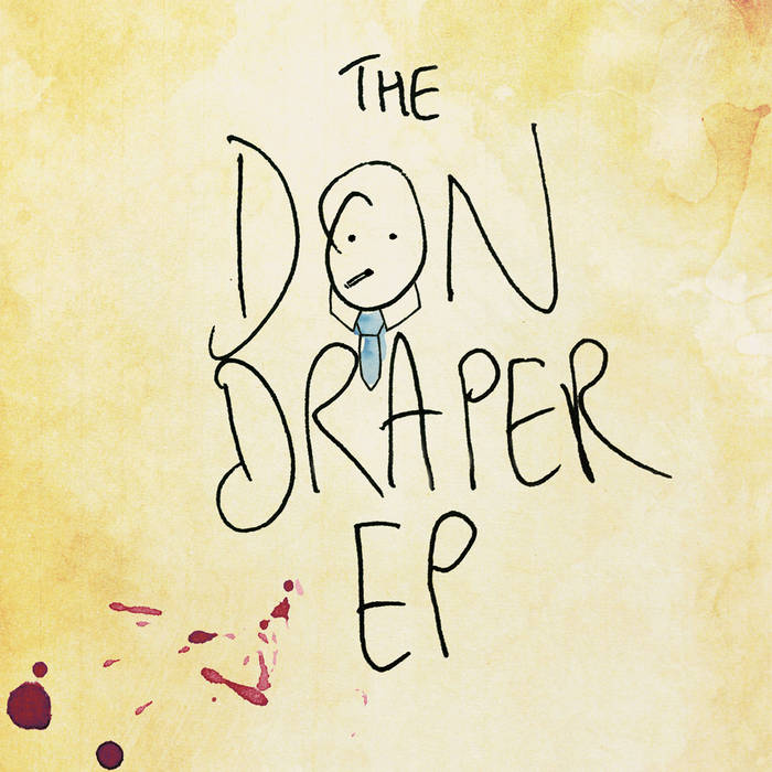 The Don Draper EP cover art