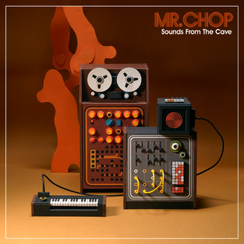 Sounds From The Cave EP by Mr. Chop